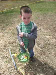 Colton Egg Hunt