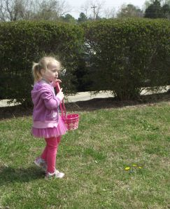 Katie Egg Hunt 2