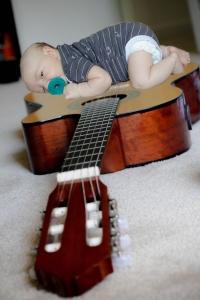 Kyle on Guitar2